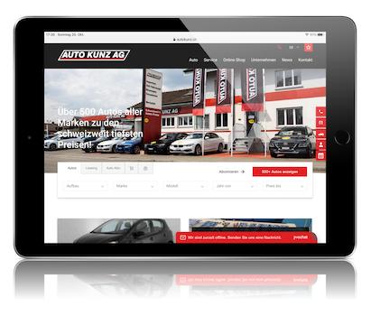 Online Autokauf ist die Zukunft