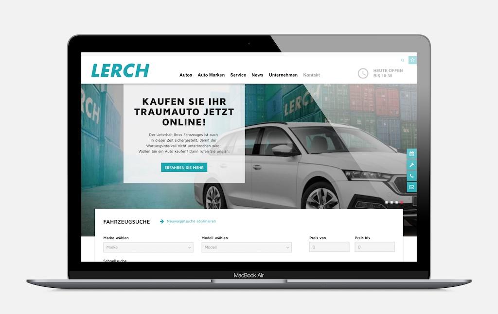 Auto Lerch AG – Rothrist