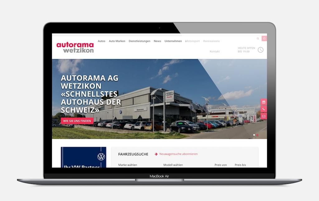 Autorama AG – Wetzikon