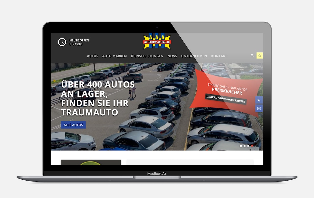 Autoshow AG – Aahtal